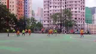 小王子 VS 荃灣浸信聯會小學 (友誼賽) (part 3)