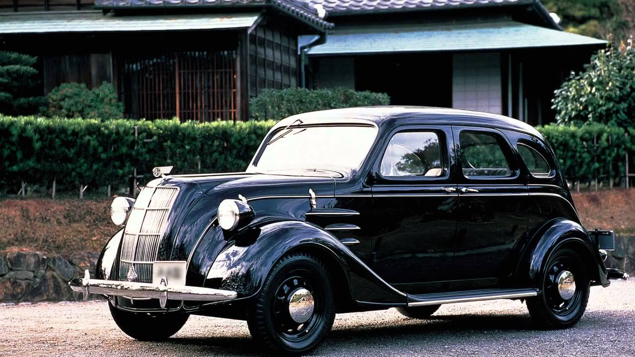 1930\'s TOYOTA Cars - YouTube
