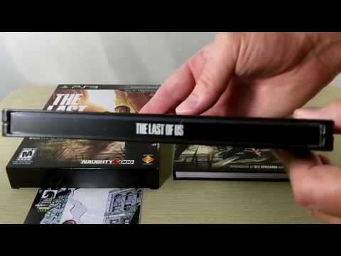 The Last Of Us Survival Edition Unboxing