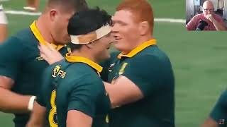 American Rugby Fan and the 2021 Springbok's Squad Part 2
