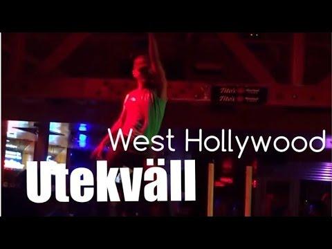 Följ mig runt i LA - Utekväll i Beverly Hills och WeHo