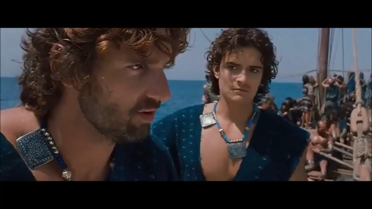 Paris Steals Helen Of Troy Scene 2 10 Troy 2004 Movie Clip Hd Youtube