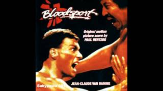 Bloodsport - Steal the Night by Michael Bishop