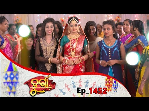 Durga | Full Ep 1452 | 6th Aug 2019 | Odia Serial – TarangTV