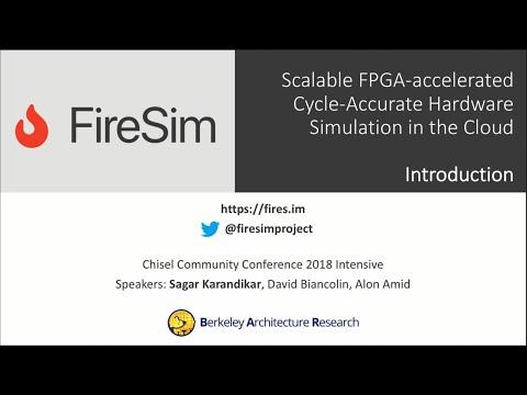 FireSim Demo v1 0 on Amazon EC2 F1 - FireSim