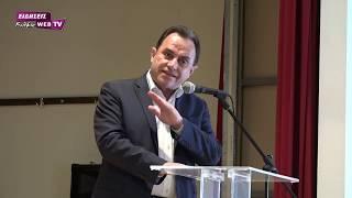 Ο υφυπουργός Γιώργος Γεωργαντάς στις Μουριές για το προσφυγικό-Eidisis.gr webTV