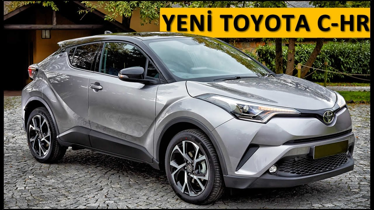 yeni toyota chr c hr 2016 test s r yorum inceleme youtube. Black Bedroom Furniture Sets. Home Design Ideas