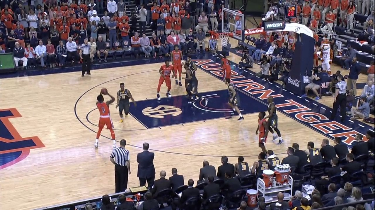 Auburn Basketball Highlights Vs Missouri