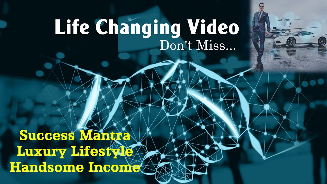How to get success in Network Marketing ?   Daily Upgrade Yourself   Success mantra   XCHM Digital  