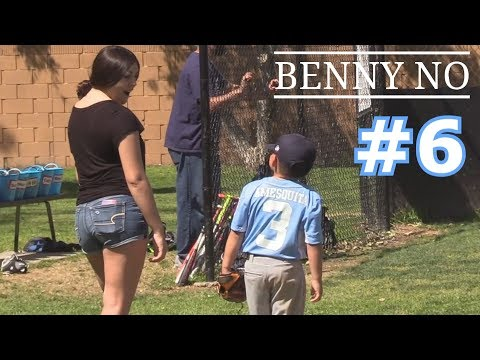 LUMPY GETS DISTRACTED | BENNY NO | TEE BALL SERIES #6