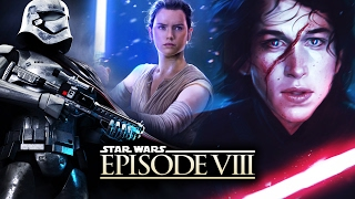 Star Wars Episode 8: The Last Jedi Leaked Teaser Trailer Scenes Reveal New Snoke & Kylo Ren's Fate