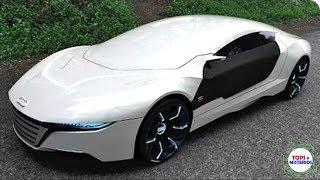 5 Carros Del Futuro Que Ya Existen Y SE CONDUCEN SOLOS