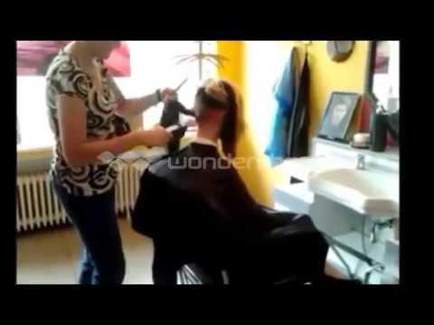Kurzhaarfrisuren Haare Abrasiert Youtube
