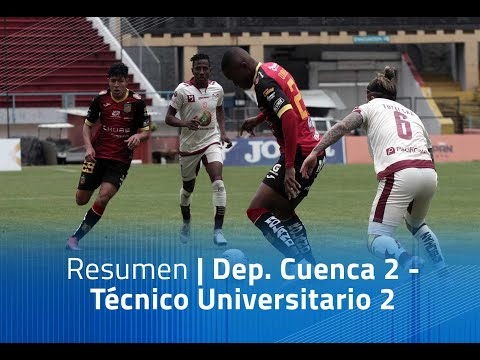 Dep. Cuenca Tecnico U. Goals And Highlights