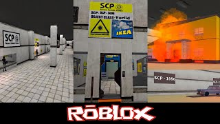 SCP Containment Breach - Part 2 4 By joshman901 [Roblox]
