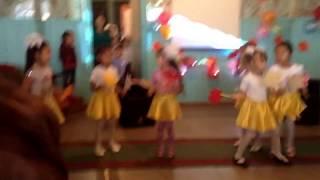 Самые простые движения для детских танцев