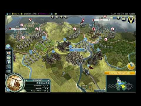 Sid Meier's Civilization V E3 2010 Interview: Jon Shafer