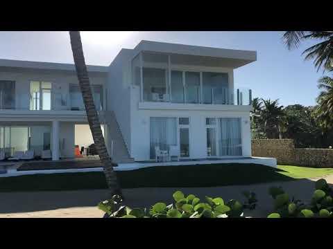 Luxury Oceanfront Villa In Cabarete, Dominican Republic