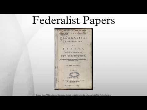 85 federalist essays In fact, these three great statesmen crafted 85 essays in the wake of the  the  federalist papers provided an exposition of reasons for.