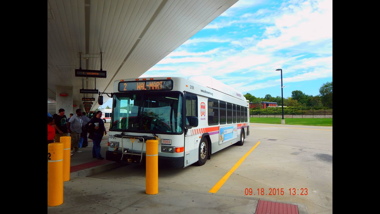 akron metro: 2013 gillig lf-40 (cng) #2159 ~ w/ cummins westport isl