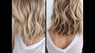 Балаяж на светлые волосы фото(Для того, чтобы сделать балаяж в домашних условиях, нужно сперва выбрать цвет краски, которой вы будете..., 2016-12-05T15:23:04.000Z)