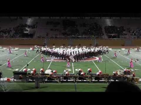 American Fork High School Marching Band - Red Rocks Finals 2018
