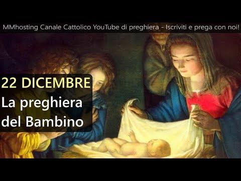 Risultati immagini per 22 Dicembre: La preghiera del Bambino - Mese dedicato al Santo Natale