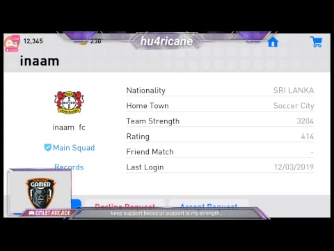 PES 2019 MOBILE : ZHENETTI Trying For A Goal.. (Subscriber Goal 500)