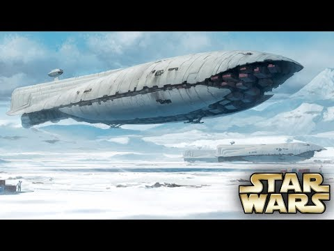 Why the Rebel Transports were Essential to the Rebel Alliance - Star Wars Analysis