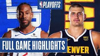 Denver Nuggets vs LA Clippers | September 13, 2020