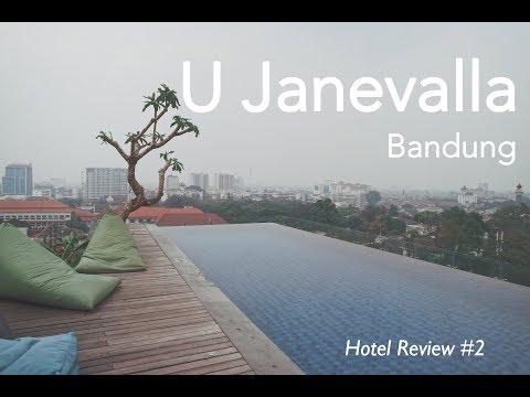 Hotel Review #2 - U Janevalla Bandung