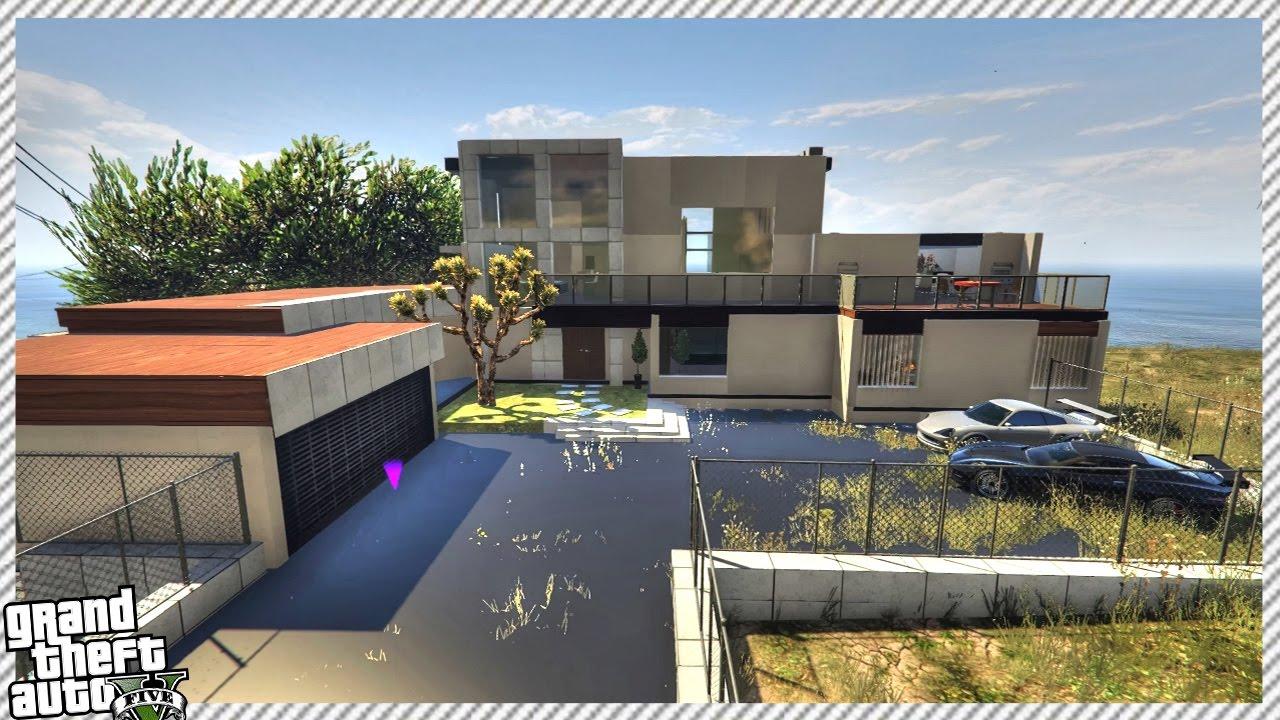 MICHAEL'S NEW BILLIONAIRES HOUSE (GTA 5 GAMEPLAY)