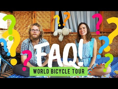 Frequently asked Questions - World Bicycle Tour