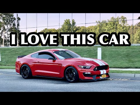 5 Things I Love About My 2017 Shelby GT350