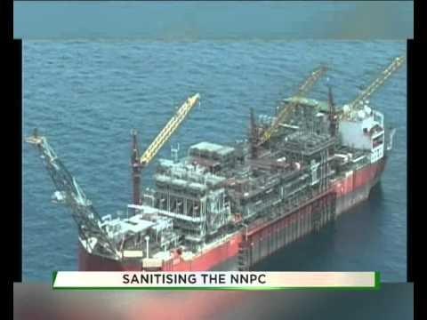 TVC BREAKFAST| TALK TIME| SANITISING THE NNPC
