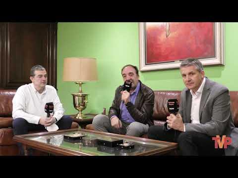 Entrevista a Alberto Santamaría. Presidente de la Cámara de Comercio de Soria