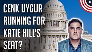 Gambar cover Cenk Uygur Running For Congress? - Cenk Uygur of The Young Turks Running for CA25 Katie Hill's seat?