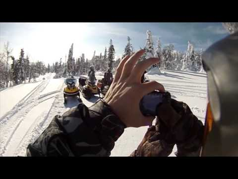Snowmobile Tour of Russia