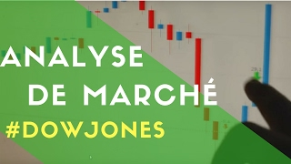 تحليل + شرح مفصل لارباحي في البورصة DOWJONES#