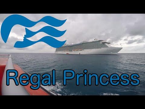 Regal Princess Cruise Full Ship Tour