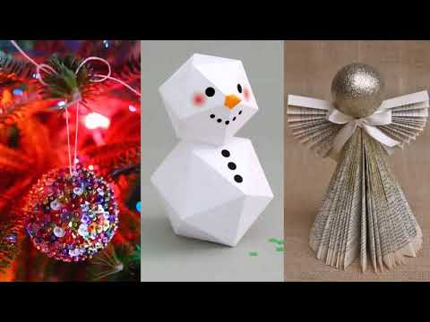 Christmas Decorations Ideas 2017 To Make