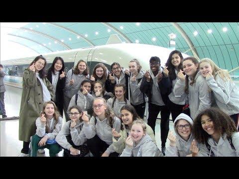 PHS China Trip 2018