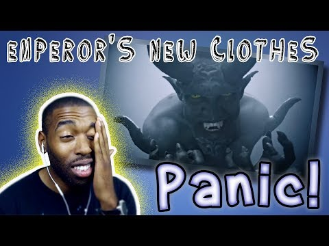 Panic! At The Disco Reaction - EMPEROR'S NEW CLOTHES OFFICIAL MUSIC VIDEO + Lyrics in Desc!