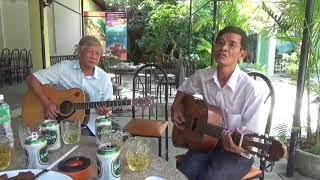 Đợi tôi về , Guitar bolero do ca sĩ Bích Thủy trình bày