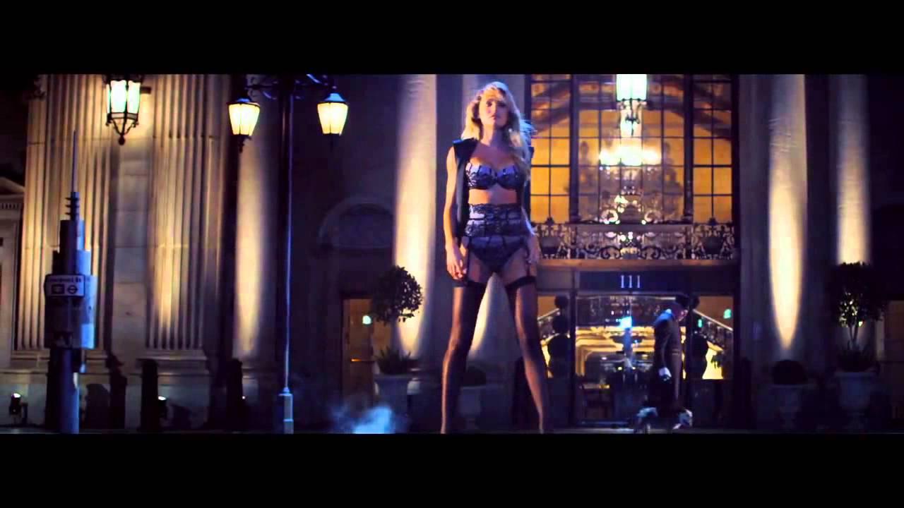 Victoria's Secret Holiday Commercial 2014-What Angels Want ...