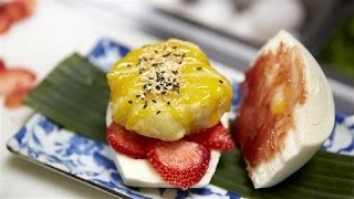 Durian If You Dare; The Fruit Appears on U.S. Menus
