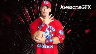 John Cena WWE Theme Song - Hustle Loyalty Respect [High Quality + Download Link]