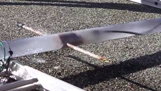 RIDGID KJ 3100  Разрезает курицу и ананас.(Наши мексиканские партнеры сняли видео , на что способна KJ3100 , эти машины мы применяем для труб 110мм-350мм...., 2015-05-25T06:35:15.000Z)
