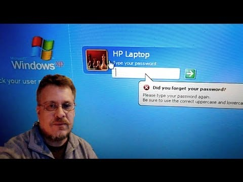 How To Remove A Windows User Login Password