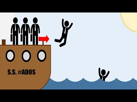 "New Wave Of #ADOS Jumping Ship Due To ""Leadership"""